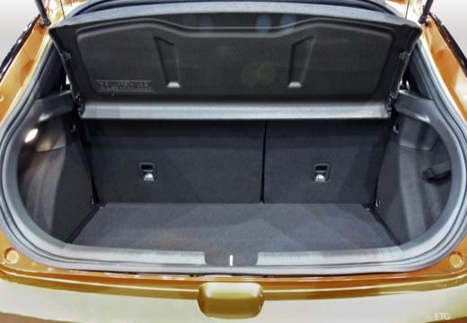 HYUNDAI i20 Active I hatchback przestrzeń załadunkowa