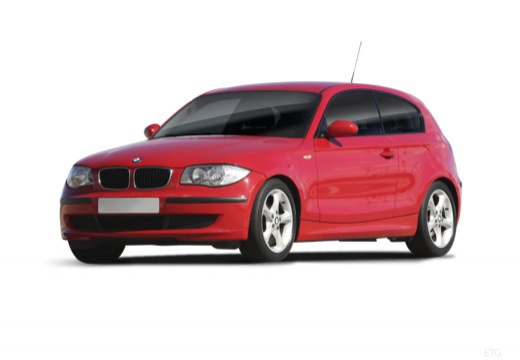 BMW Seria 1 E81 hatchback