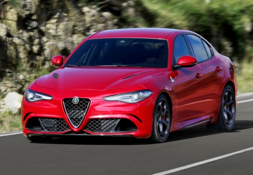 ALFA ROMEO Giulia 2.2 D Turbo Super Sedan I 180KM (diesel)