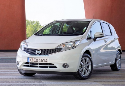 NISSAN Note Hatchback III