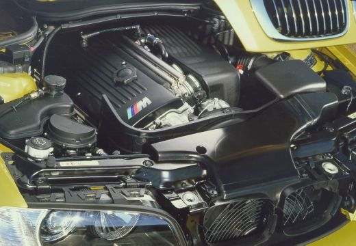 BMW Seria 3 coupe silnik