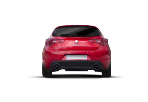 ALFA ROMEO Giulietta II hatchback tylny