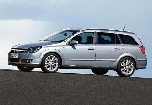 OPEL Astra III I kombi silver grey przedni lewy
