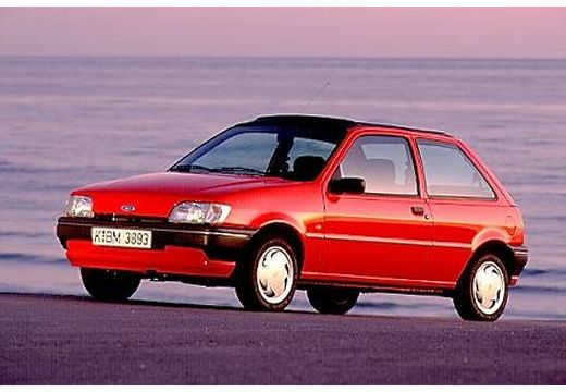 FORD Fiesta 1.6 Turbo Hatchback II 130KM (benzyna)