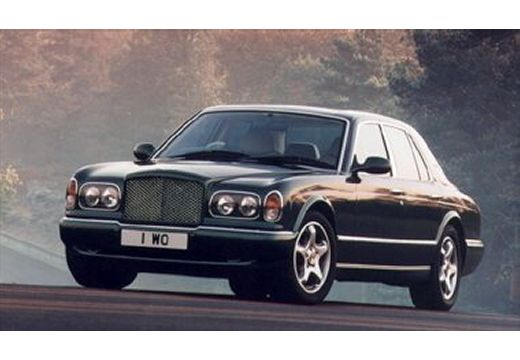 BENTLEY Arnage T Sedan I 6.8 507KM (benzyna)