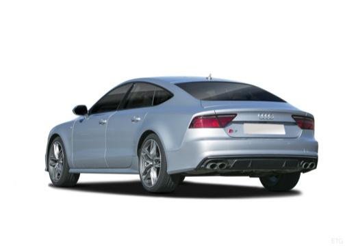 AUDI A7 Sportback II hatchback tylny lewy