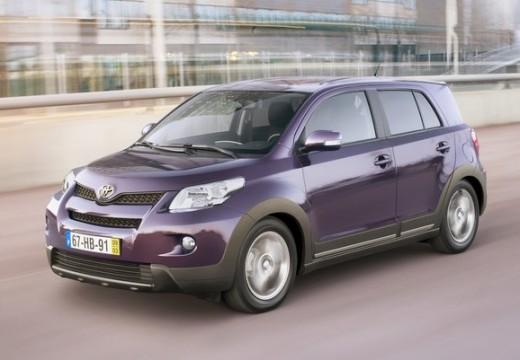 Toyota Urban Cruiser Hatchback