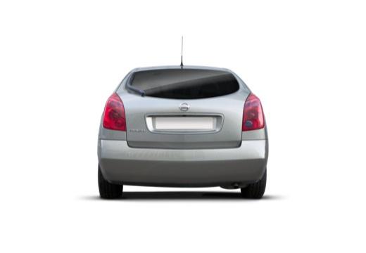 NISSAN Primera IV hatchback tylny