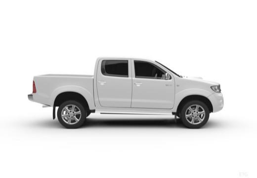 Toyota HiLux IV pickup boczny prawy