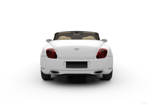 BENTLEY Continental GTC I kabriolet tylny