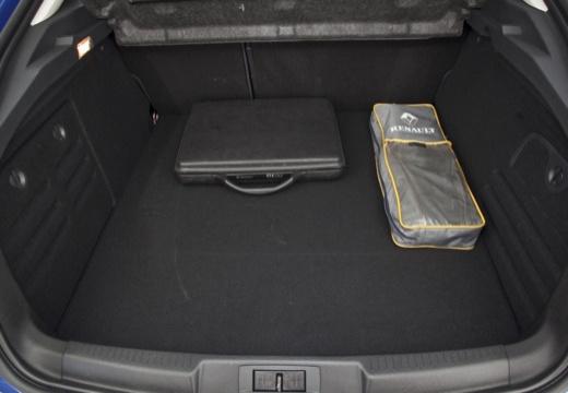 RENAULT Laguna III II hatchback przestrzeń załadunkowa