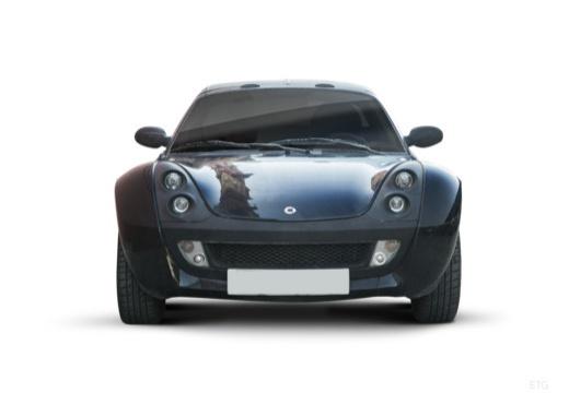 SMART Roadster I roadster czarny przedni