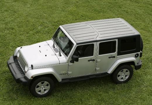 JEEP Wrangler Unlim. 2.8 CRD Sport aut Soft top III 177KM (diesel)
