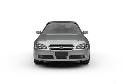 SUBARU Legacy VI sedan przedni