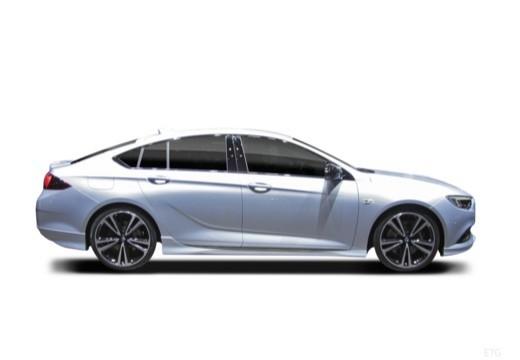 OPEL Insignia Grand Sport hatchback boczny prawy