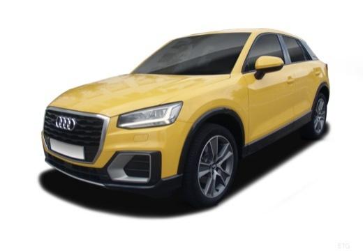 AUDI Q2 1.0 TFSI Sport S tronic Hatchback I 116KM (benzyna)