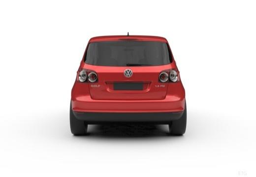 VOLKSWAGEN Golf V Plus hatchback tylny