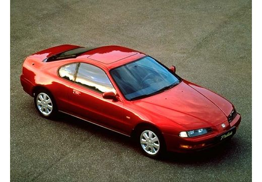 HONDA Prelude coupe czerwony jasny przedni prawy
