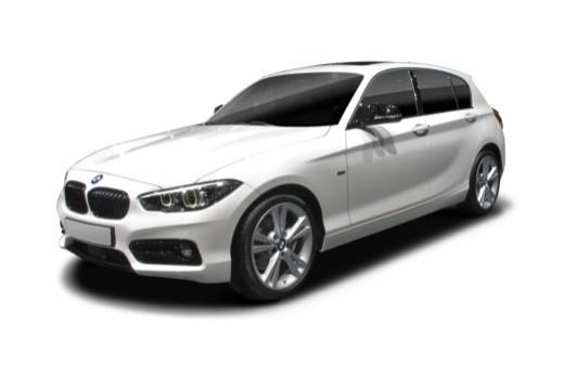 BMW Seria 1 F20 III hatchback przedni lewy