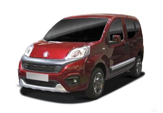 FIAT Qubo 1.3 Multijet 16V Trekking Kombi 80KM (diesel)