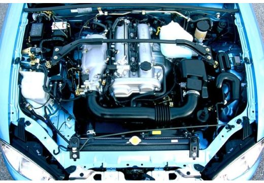 MAZDA MX-5 III roadster silnik