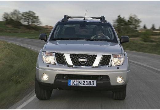 NISSAN Navara 2.5 D LE Limited aut Pickup I 171KM (diesel)