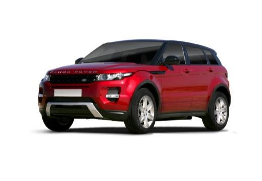 LAND ROVER Range Rover kombi czarny