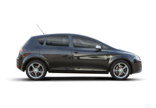 SEAT Leon II hatchback boczny prawy