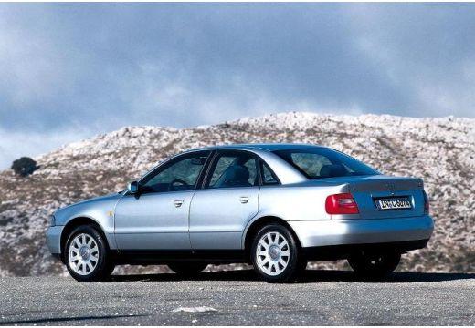 AUDI A4 B5 sedan silver grey tylny lewy