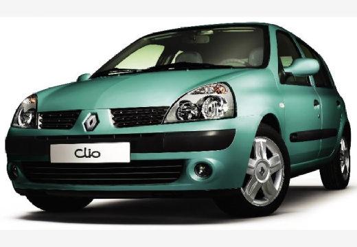 RENAULT Clio 1.5 dCi Fairway Euro4 Hatchback II III 65KM (diesel)