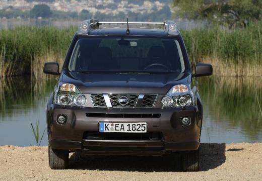NISSAN X-Trail 2.0 SE Kombi II 141KM (benzyna)