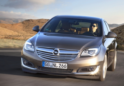 OPEL Insignia 2.0 CDTI Active Hatchback II 110KM (diesel)