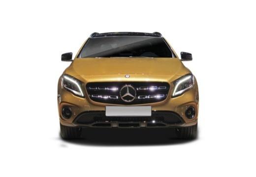 MERCEDES-BENZ Klasa GLA GLA 156 hatchback przedni