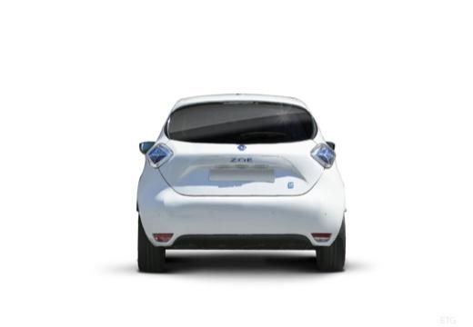 RENAULT ZOE hatchback tylny