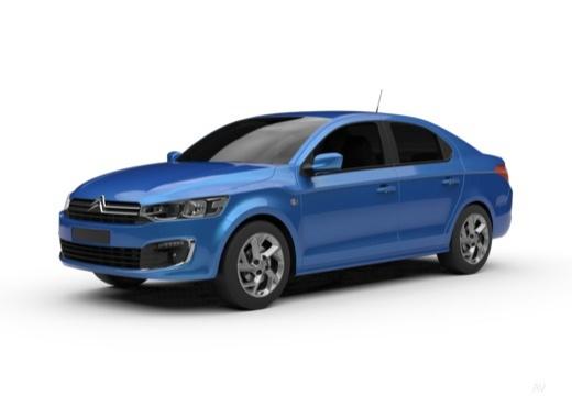 CITROEN C-Elysee 1.6 BlueHDi Shine Sedan II 100KM (diesel)