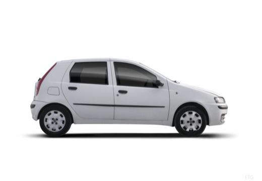 FIAT Punto II I hatchback boczny prawy