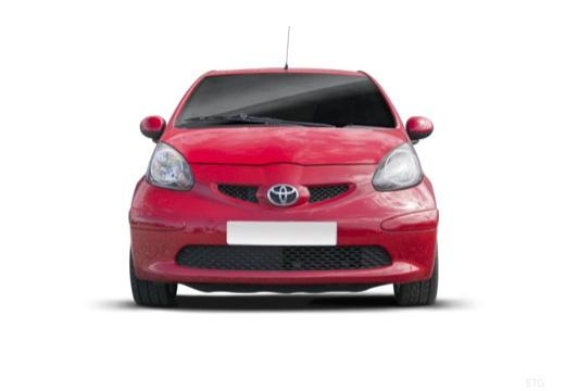 Toyota Aygo I hatchback przedni