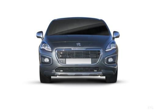 PEUGEOT 3008 II hatchback przedni