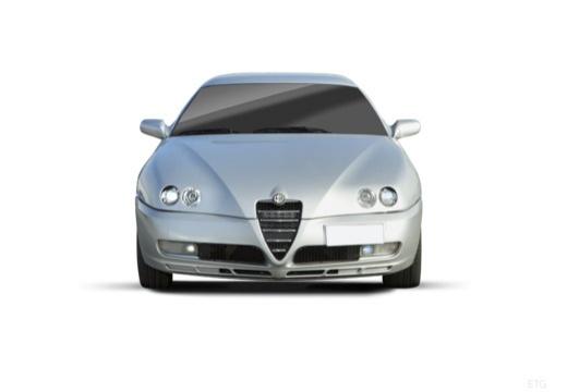 ALFA ROMEO GTV coupe silver grey przedni