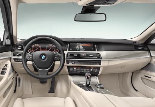BMW Seria 5 Touring F11 II kombi tablica rozdzielcza