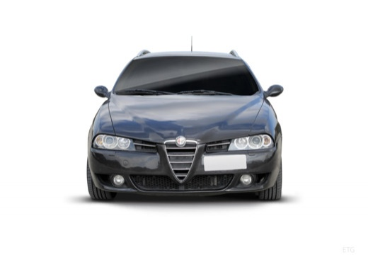 ALFA ROMEO 156 kombi przedni