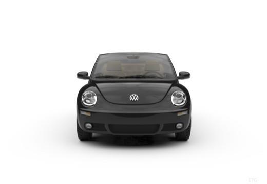 VOLKSWAGEN New Beetle Cabriolet II kabriolet przedni