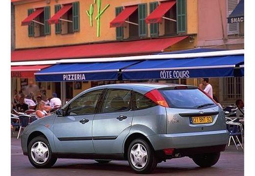 FORD Focus hatchback zielony jasny tylny lewy
