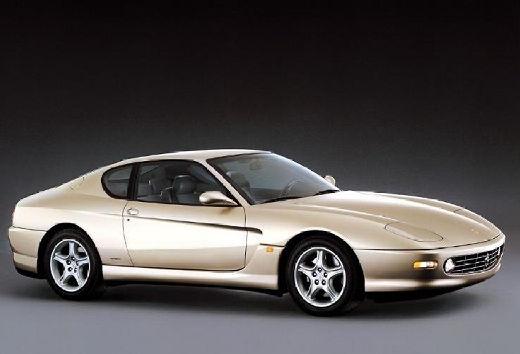 FERRARI 456 coupe szary ciemny przedni prawy