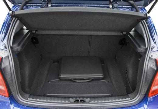 BMW Seria 1 E87 II hatchback przestrzeń załadunkowa