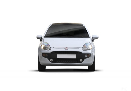 FIAT Punto Evo hatchback przedni