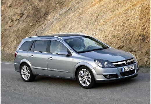 OPEL Astra III I kombi silver grey przedni prawy