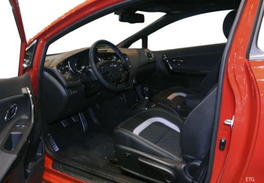 KIA Ceed Proceed V hatchback wnętrze
