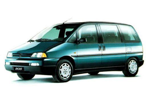 PEUGEOT 806 2.1 SVDT Van I 110KM (diesel)