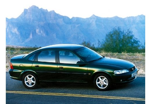 OPEL Vectra sedan zielony przedni prawy